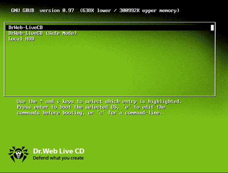 Dr Web Live Cd Usb - фото 3